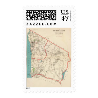 Mt Pleasant, Ossining towns Postage