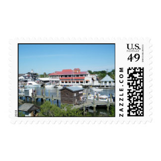 """MT. PLEASANT, SC"" POSTAGE"