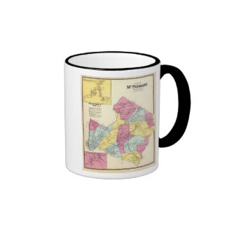 Mt Pleasant, Town Ringer Mug