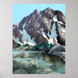 Mt. Poster del panadero