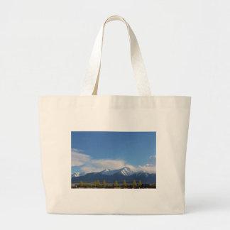 Mt. Princeton dreams Large Tote Bag