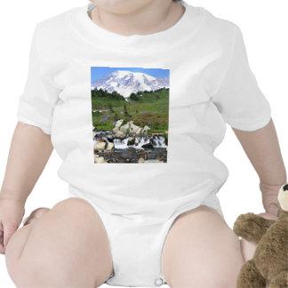 Mt Rainer, cala de Edith Traje De Bebé