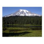 Mt. Rainer Postcard