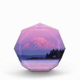 Mt. Rainier at Sunset, Washington State. Award