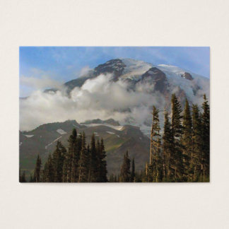 Mt Rainier Business Card