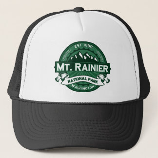 Mt. Rainier Forest Trucker Hat
