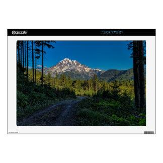 Mt. Rainier in Washington Laptop Decals