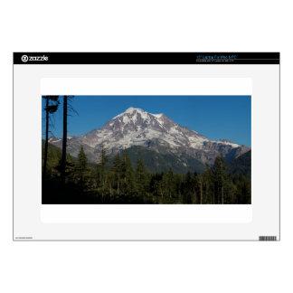 Mt. Rainier in Washington Skins For Laptops