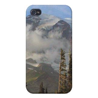 Mt Rainier iPhone 4 Cover