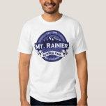 Mt. Rainier Midnight Tee Shirt
