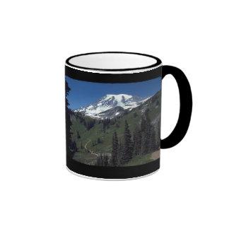 Mt. Rainier Nat'l Park Washington MUG or Cup