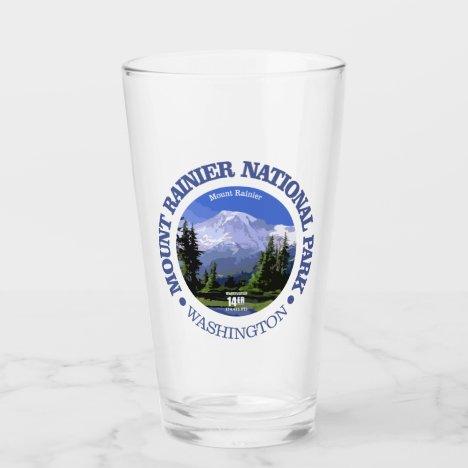 Mt Rainier NP Glass