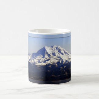 Mt. Rainier Panoramic Magic Mug