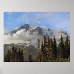 Mt Rainier Posters