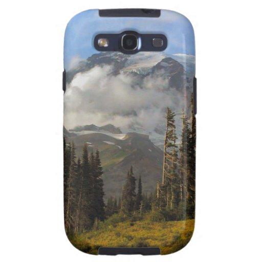 Mt Rainier Samsung Galaxy SIII Case