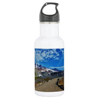 Mt. Rainier Stainless Steel Water Bottle