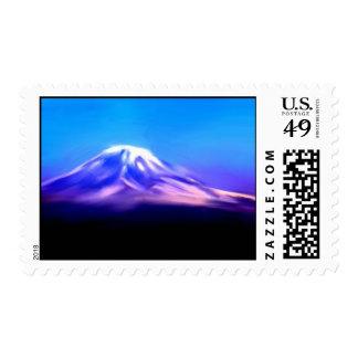 Mt Rainier Stamp