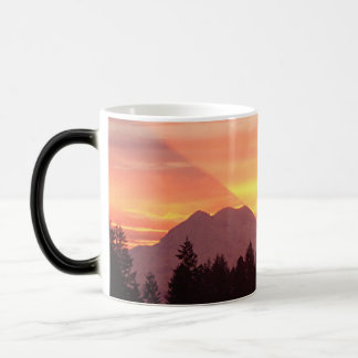 Mt. Rainier Sunrise Magic Mug