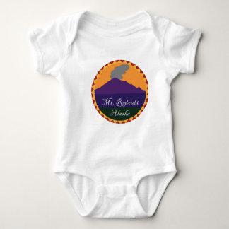 Mt. Redoubt Baby Bodysuit