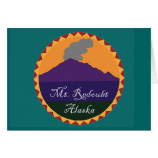 Mt. Redoubt Card