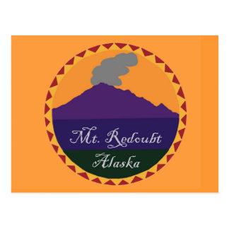 Mt. Redoubt Postcard