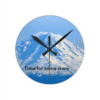 Mt Reiner WA clock