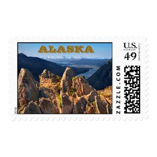 Mt Roberts Overlook-Juneau, Alaska Postage