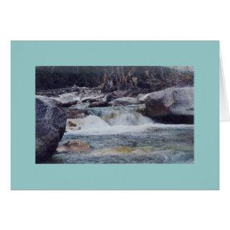 Mt Robson River Card