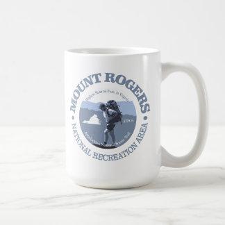 Mt Rogers NRA Coffee Mug