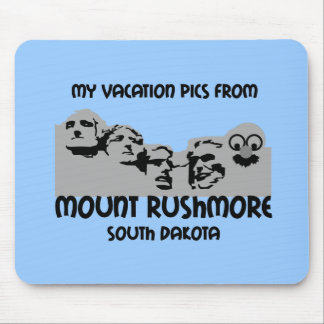Mt. Rushmoore Mouse Pad
