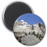 Mt Rushmore 2 Inch Round Magnet