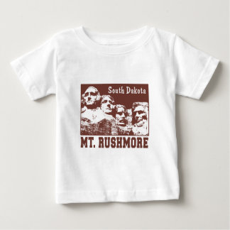 Mt. Rushmore Baby T-Shirt