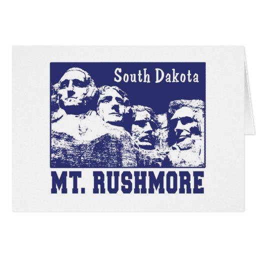 Mt. Rushmore Card