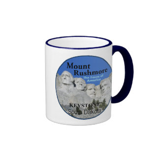 Mt. Rushmore Coffee Mug