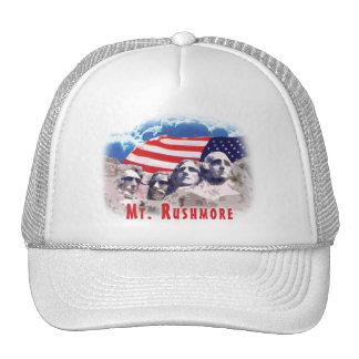 Mt Rushmore Hats