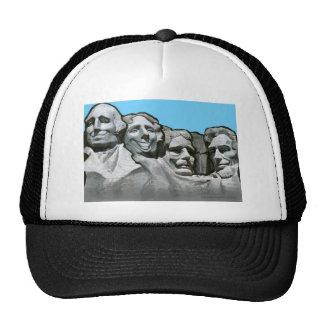 Mt Rushmore Trucker Hats