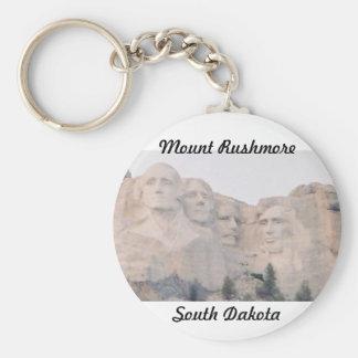 Mt. Rushmore Keychain
