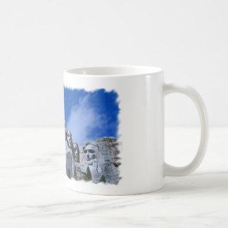 Mt. Rushmore Landmark Coffee Mug