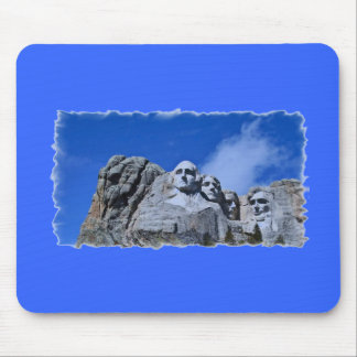 Mt. Rushmore Landmark Mouse Pad