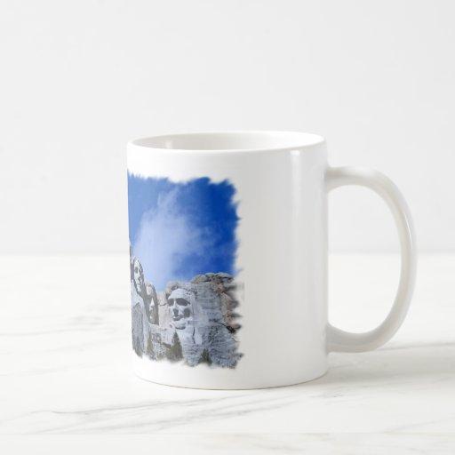 Mt. Rushmore Landmark Mugs
