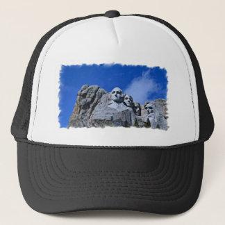 Mt. Rushmore Landmark Trucker Hat