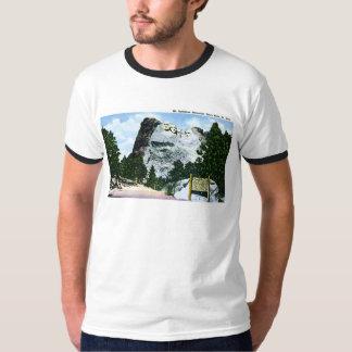 Mt. Rushmore Memorial, South Dakota T Shirt