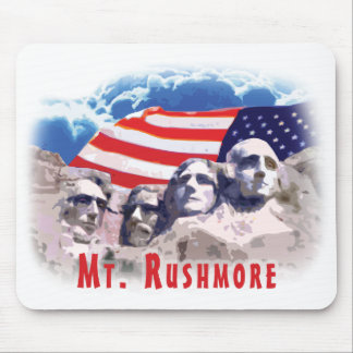 Mt. Rushmore Mouse Pads