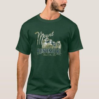 Mt Rushmore National Memorial tee PS7071