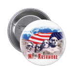 Mt. Rushmore Pin