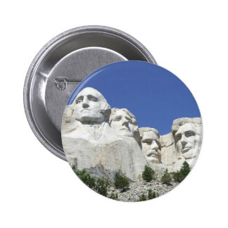 Mt. Rushmore Pinback Button