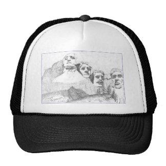 MT RUSHMORE PNG MESH HATS