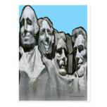 Mt Rushmore Postales