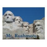 Mt. Rushmore Postcards