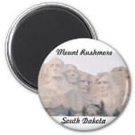Mt. Rushmore Refrigerator Magnets